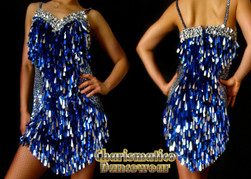 Sequin Dance Dress