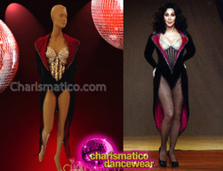 Cher Burlesque costume
