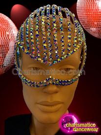 CHARISMATICO Fabulous stunning colored eye mask