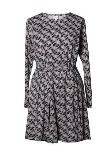 Boob Design Dress Speakeasy - print midnight blue
