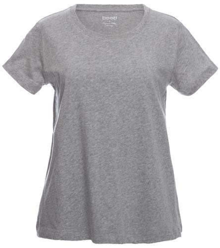 Boob The Shirt - grey melange