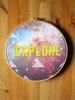 Explore Fabric Hoop Art