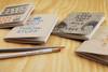 4 Pocket Notebooks $15 - choose your favorite designs.
