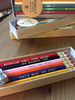 Choose 18 pencils and make a set perfect for the recipient.  This fun boxed pencil gift set gives you the chance to pick 18 pencils that you think your friend will love! With over 40 sayings to choose from it should be fun to choose the perfect gift. via Earmark Social Goods
