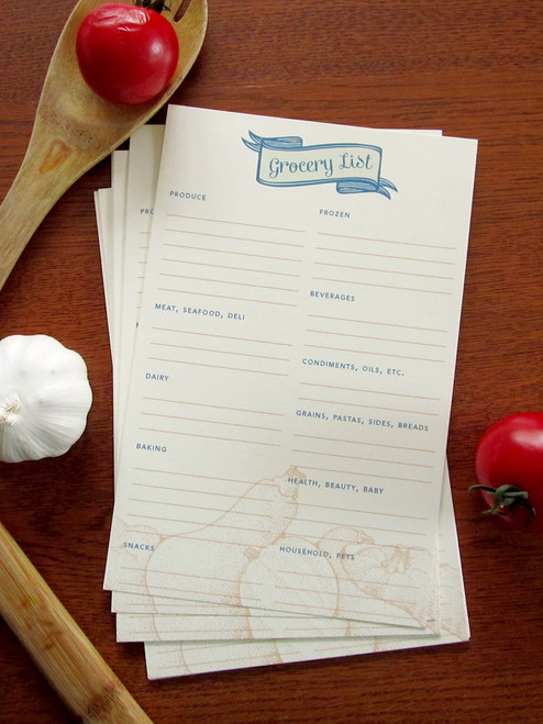 13 Market GROCERY Lists