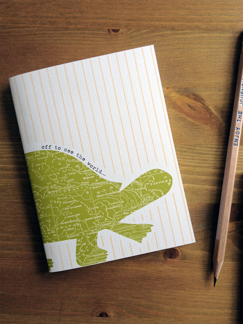 Tortuga Pocket Notebook