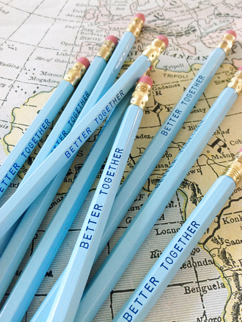 Better Together Pencil 6 Pack