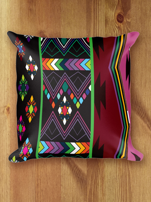 Aztec Bright Pillow