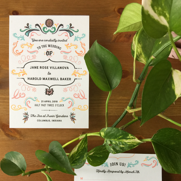 Invitations are Back!
