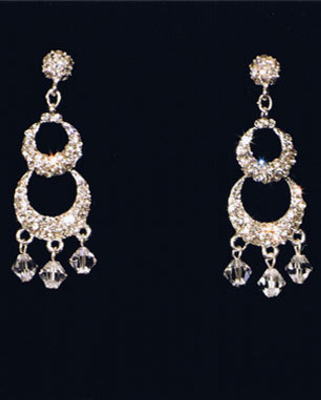 Bel aire bridal earrings ea202 wedding jewelry for Bel aire bridal jewelry