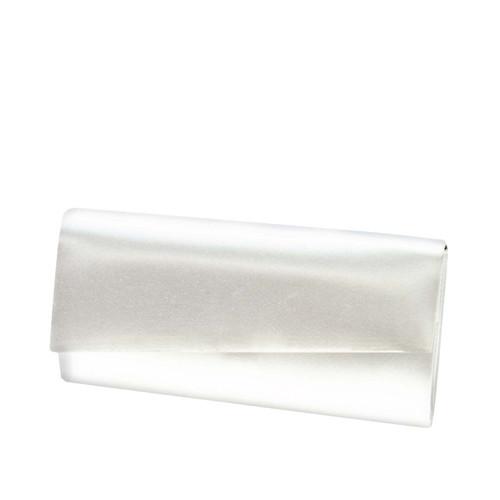 Liz Rene Handbag Connie - B904 White Satin