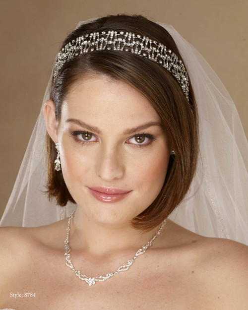 Marionat Bridal Headpieces 8784