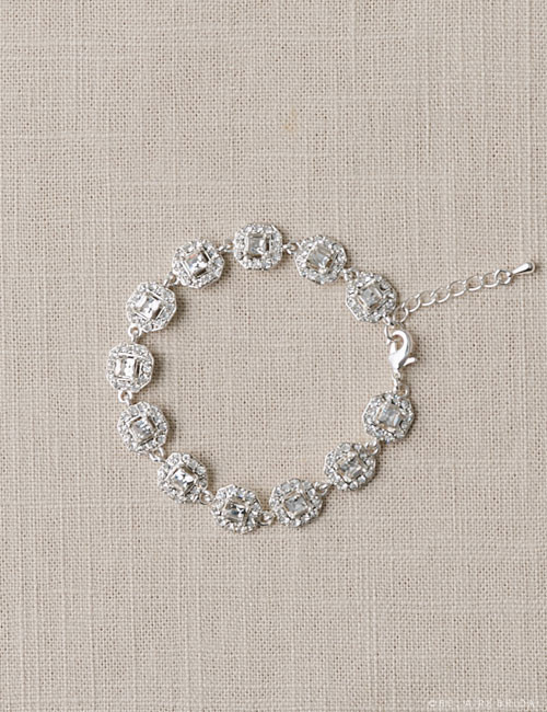 Bel aire bridal bracelet bc134 for Bel aire bridal jewelry