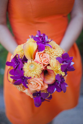 Bridesmaid Bouquets Inspiration