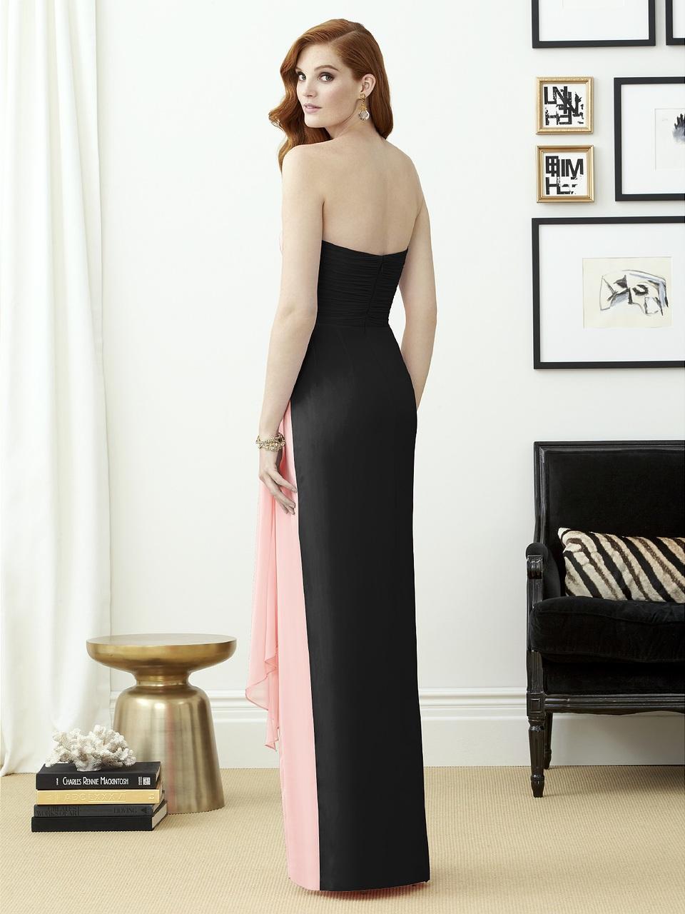 0a4c68db14fa6 Dessy Bridesmaids Dresses 2956 By Vivian Diamond - Lux Chiffon |  Bridesmaids Dresses