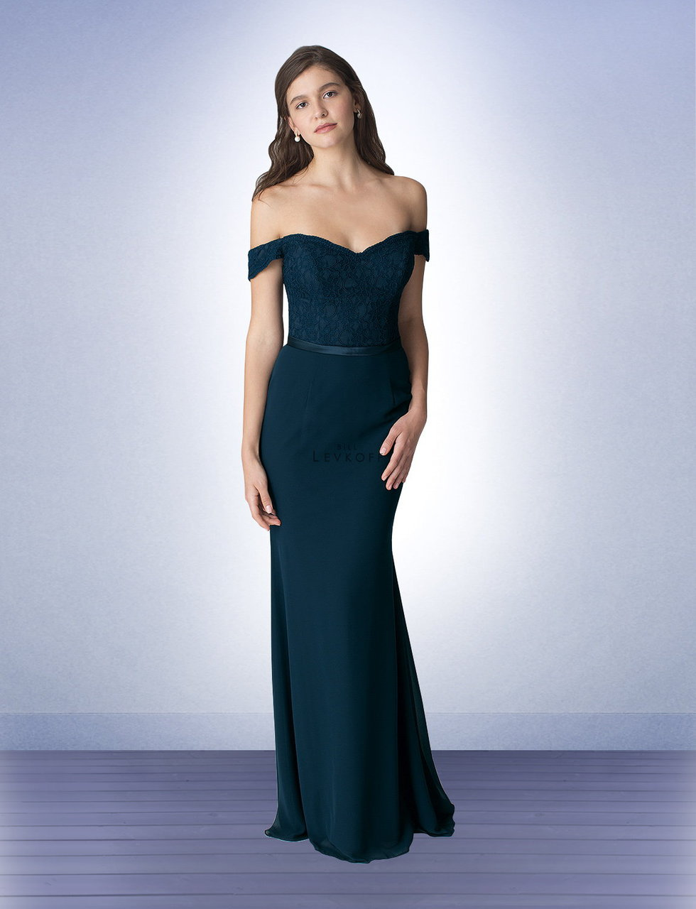 Levkoff bridesmaid dress style 1252 corded lace chiffon bill levkoff bridesmaid dress style 1252 corded lace chiffon ombrellifo Image collections