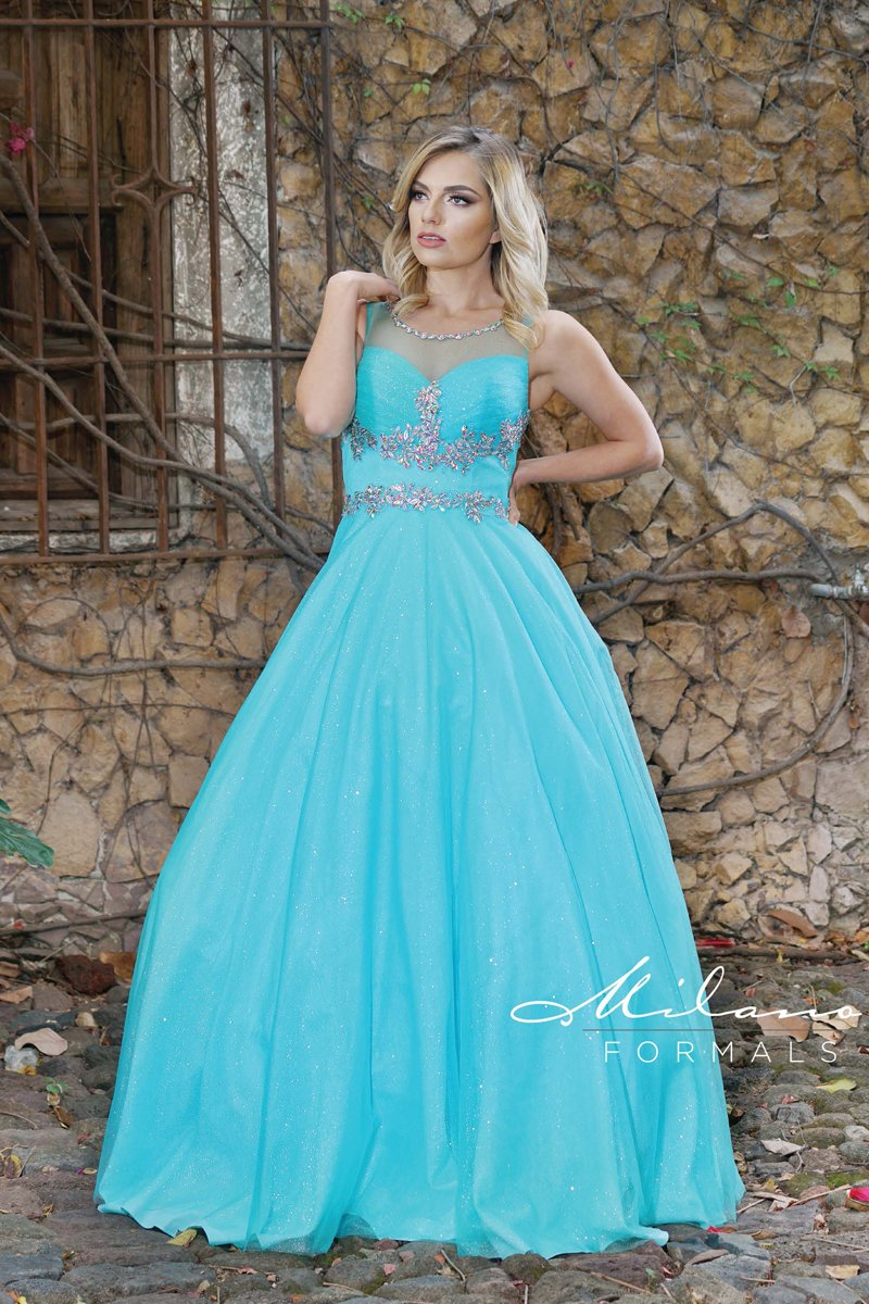 Milano Formals E1774 - Special Occasion Dresss | Free Shipping and ...