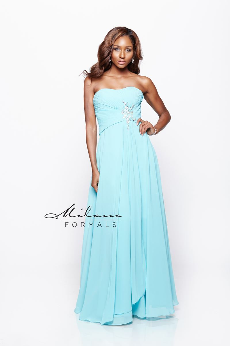 Milano Formals E1824 - Special Occasion Dresss | Free Shipping and ...