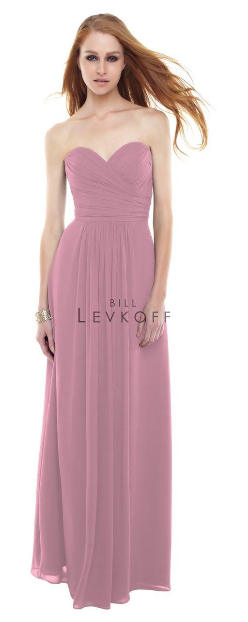 Bill Levkoff Bridesmaid Dress Style 165 - Chiffon Dress