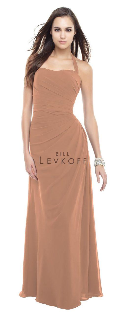 c6acbdba8274 Bill Levkoff Bridesmaid Dress Style 160 - Chiffon Dress