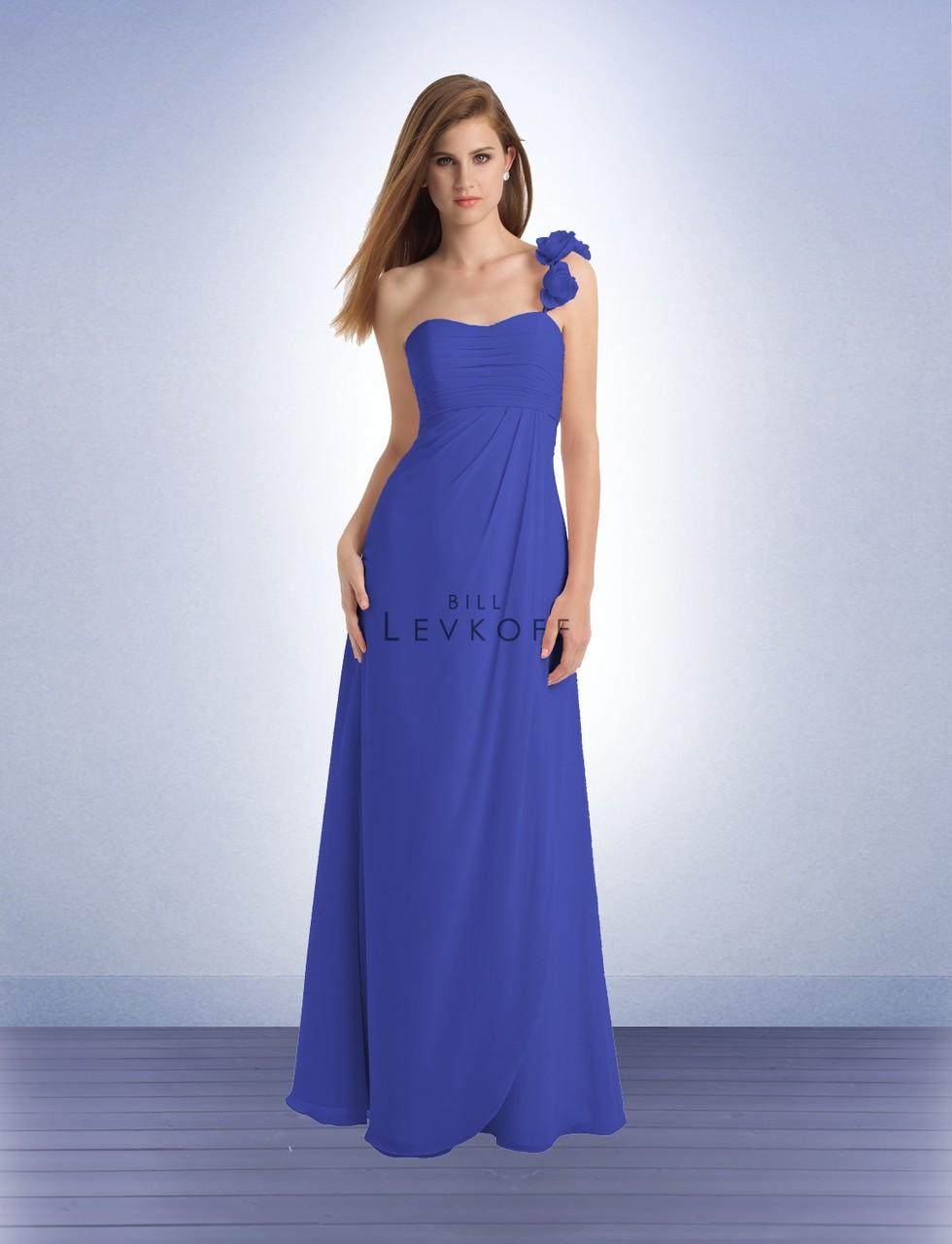 Bill Levkoff Bridesmaids Dress 737 | Unique Bridesmaids Dresses