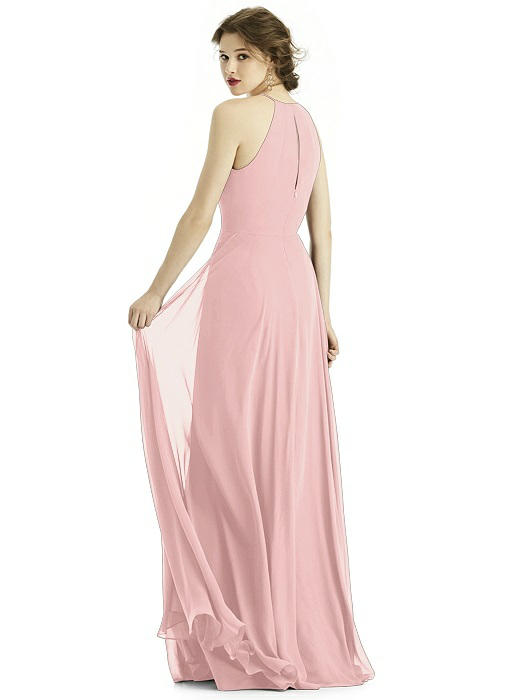 six bridesmaid style 1502 chiffon curated by wedding