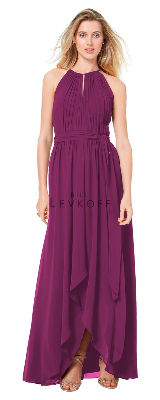 Bill Levkoff Bridesmaid Dress Style 1501 - Chiffon Dress