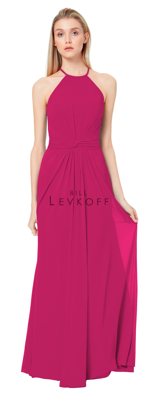 Bill Levkoff Bridesmaid Dress Style 1507 - Chiffon Dress 385920c5e682