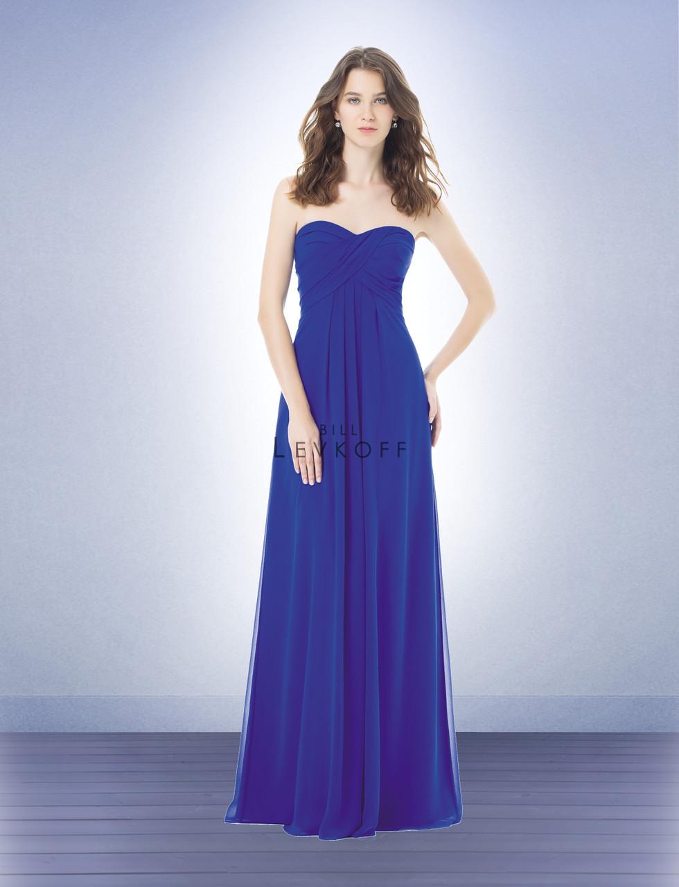 Bill Levkoff Bridesmaid Dress Style 482 - Chiffon