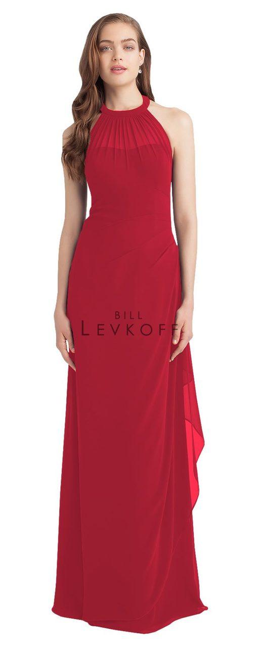 0a29f5334b Bill Levkoff Bridesmaid Dress Style 1131 - Chiffon Dress