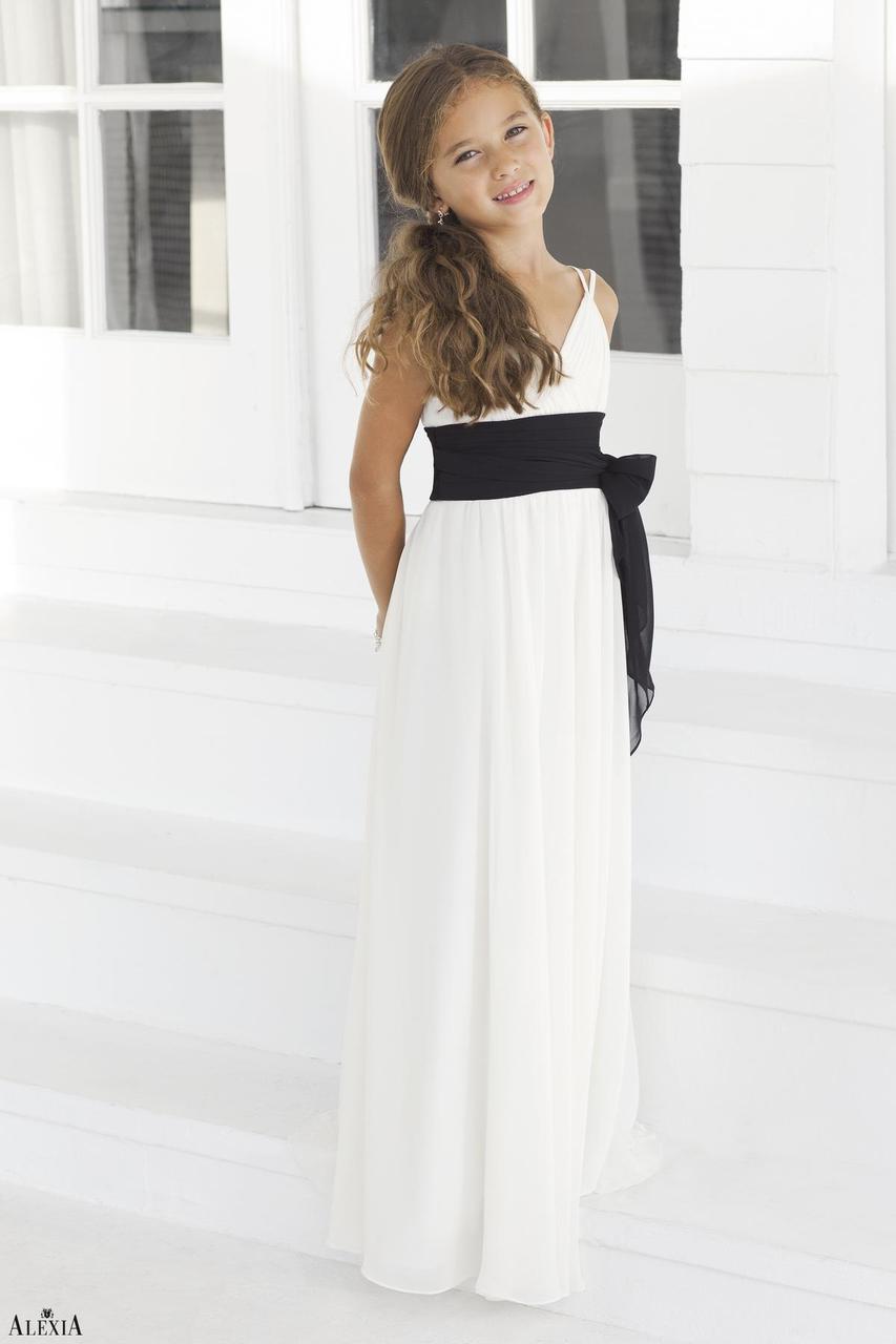 Alexia designs junior bridesmaids 45 junior bridesmaids dresses alexia designs junior bridesmaids style 45 bella chiffon ombrellifo Gallery