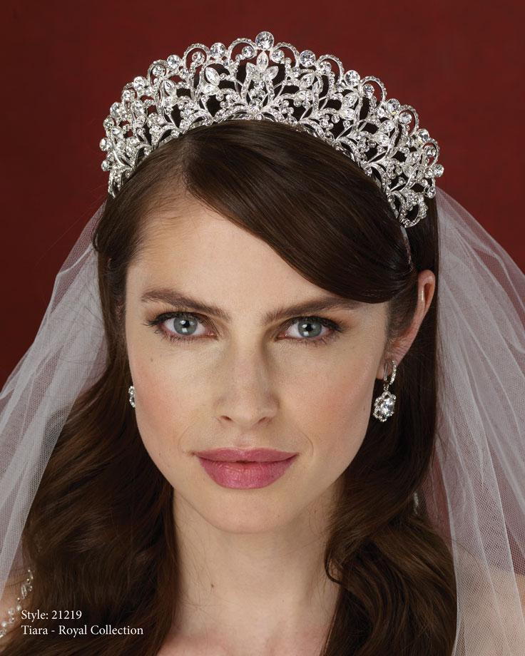 Enchanting Collection 21219 Marionat Bridal Headpieces Rhinestone ...