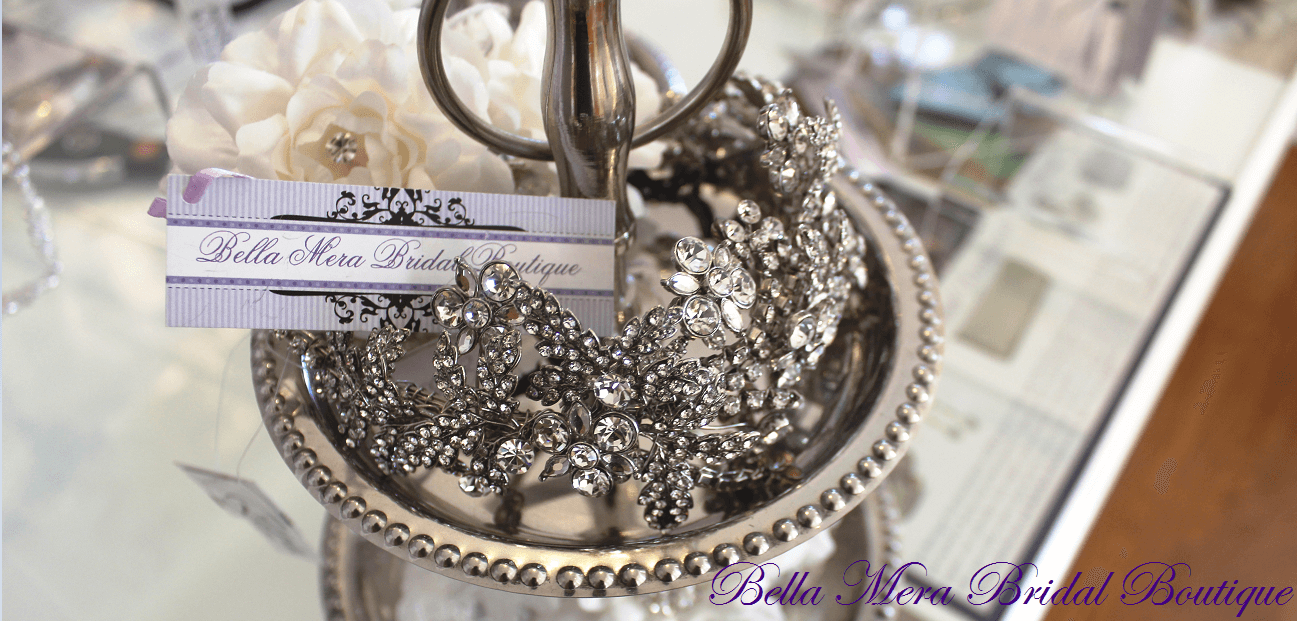 Bella Mera Bridal Boutique - Virginia Bridal Store - Online Bridal Accessories, Bridesmaids Dresses & Wedding Veils