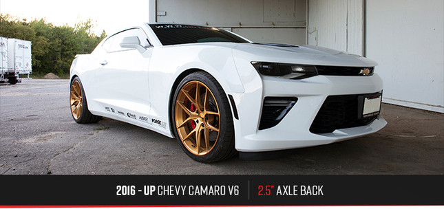 New Race Series | V6 Camaro 2016+