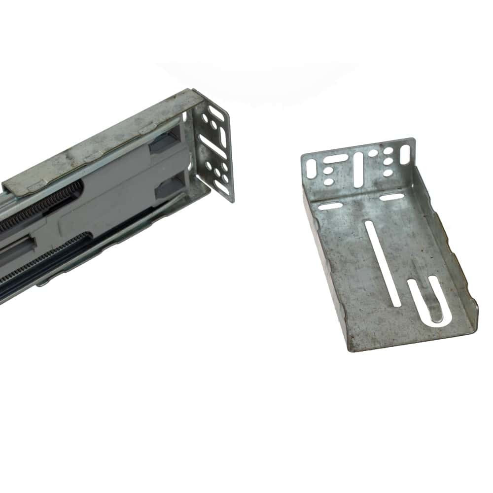 3-1/2 Inch Face Frame Rear-Mounting Socket Brackets - SK-75