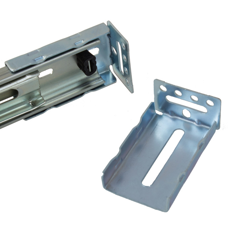 Face Frame Rear-Mounting Socket Brackets - SK-35 (1 pair)