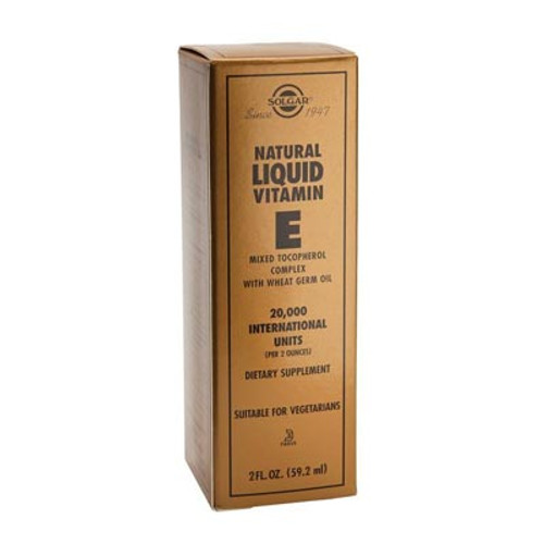 Liquid Vitamin E 59.2ml