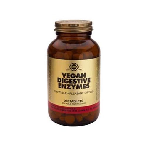 Vegan Digestive Enzymes 50 caps