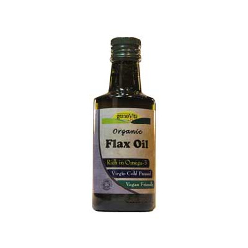 Organic Flax Oil 260ml