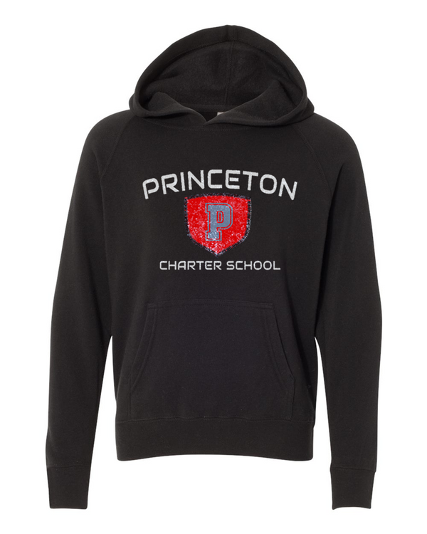 PCS Youth special blend pullover fleece in black