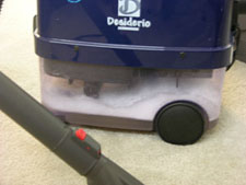 The Desiderio Plus Steam Cleaner My Vapor Clean
