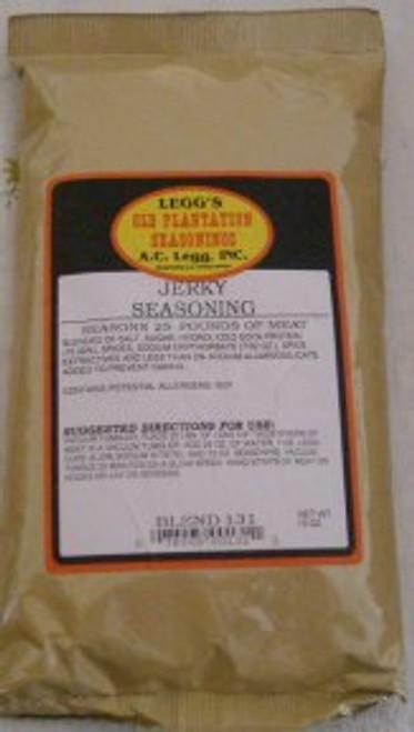 Blend # 131 - Legg's Old Plantation Regular Jerky Seasoning