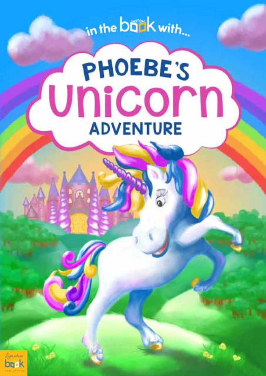 personalized unicorn adventure storybook for kids personally yours