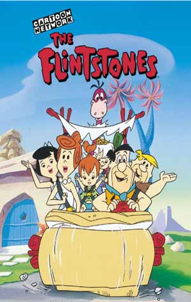 The Flintstones Personalized Childrens Book Hanna-Barbera