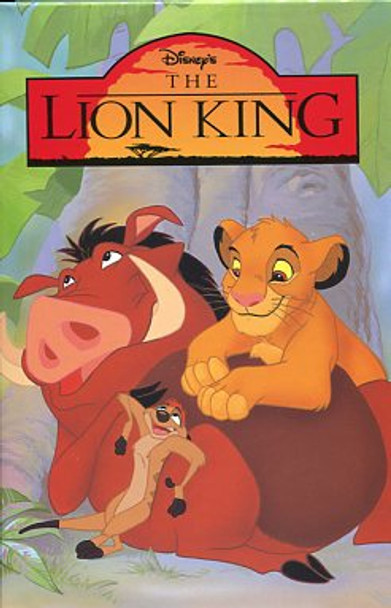 Lion King Personalized Book