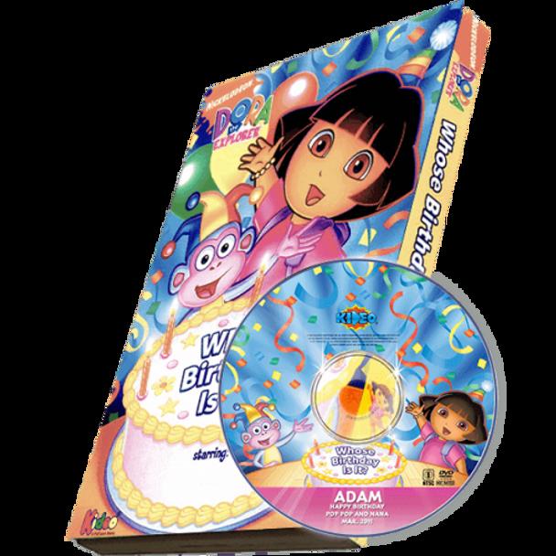 Dora - Whose Birthday Is It?