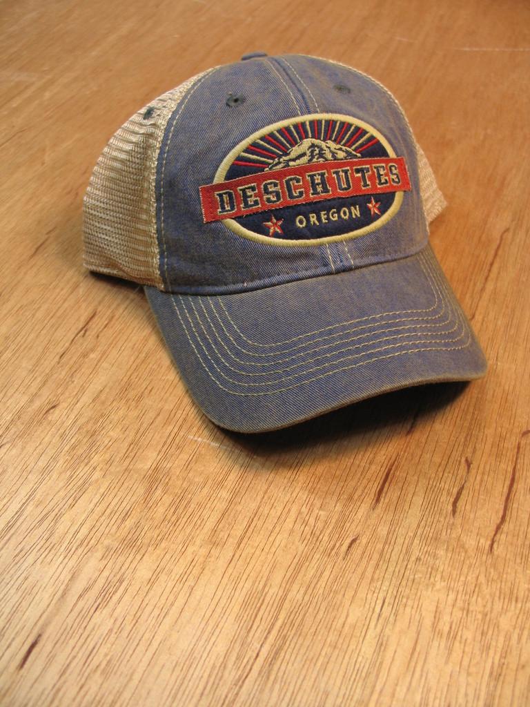 Ringmaster Mesh Hat