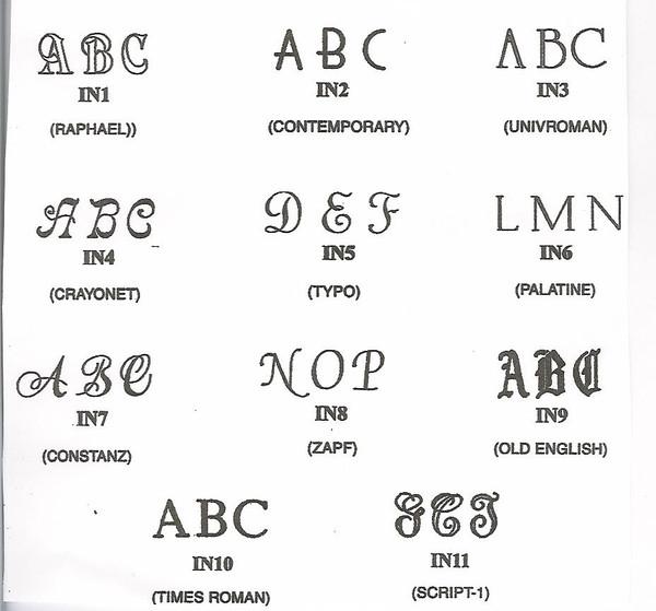 Wax Seal - Monograms