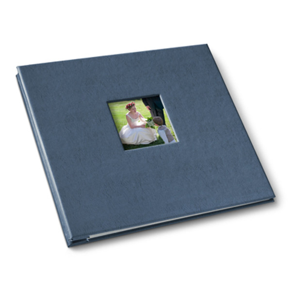 Sky Blue Post Bound Album