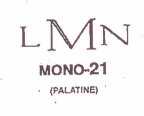 Center initial option: style Mono21